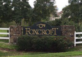 Foxcroft_entrance