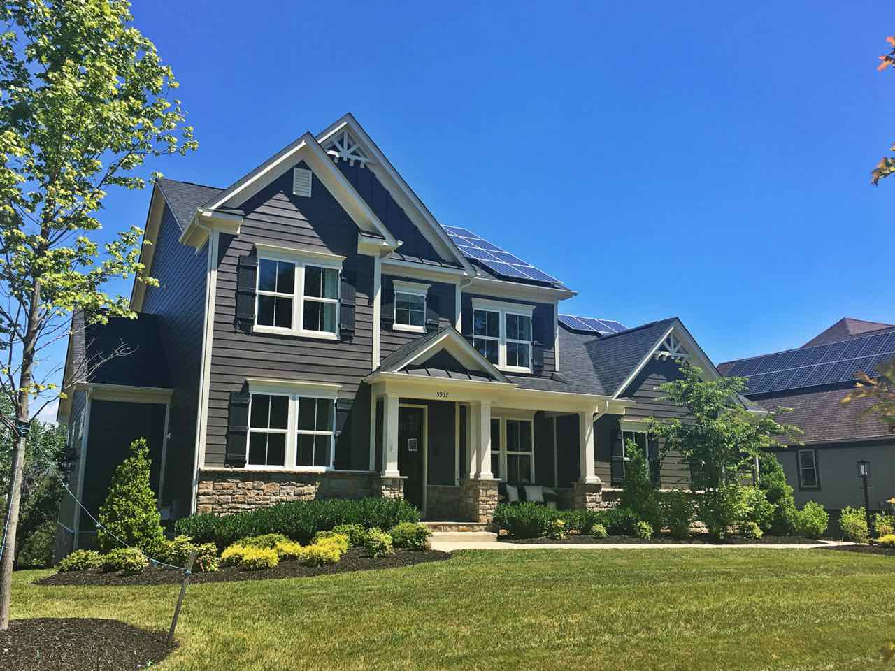 Westlake Crozet new home
