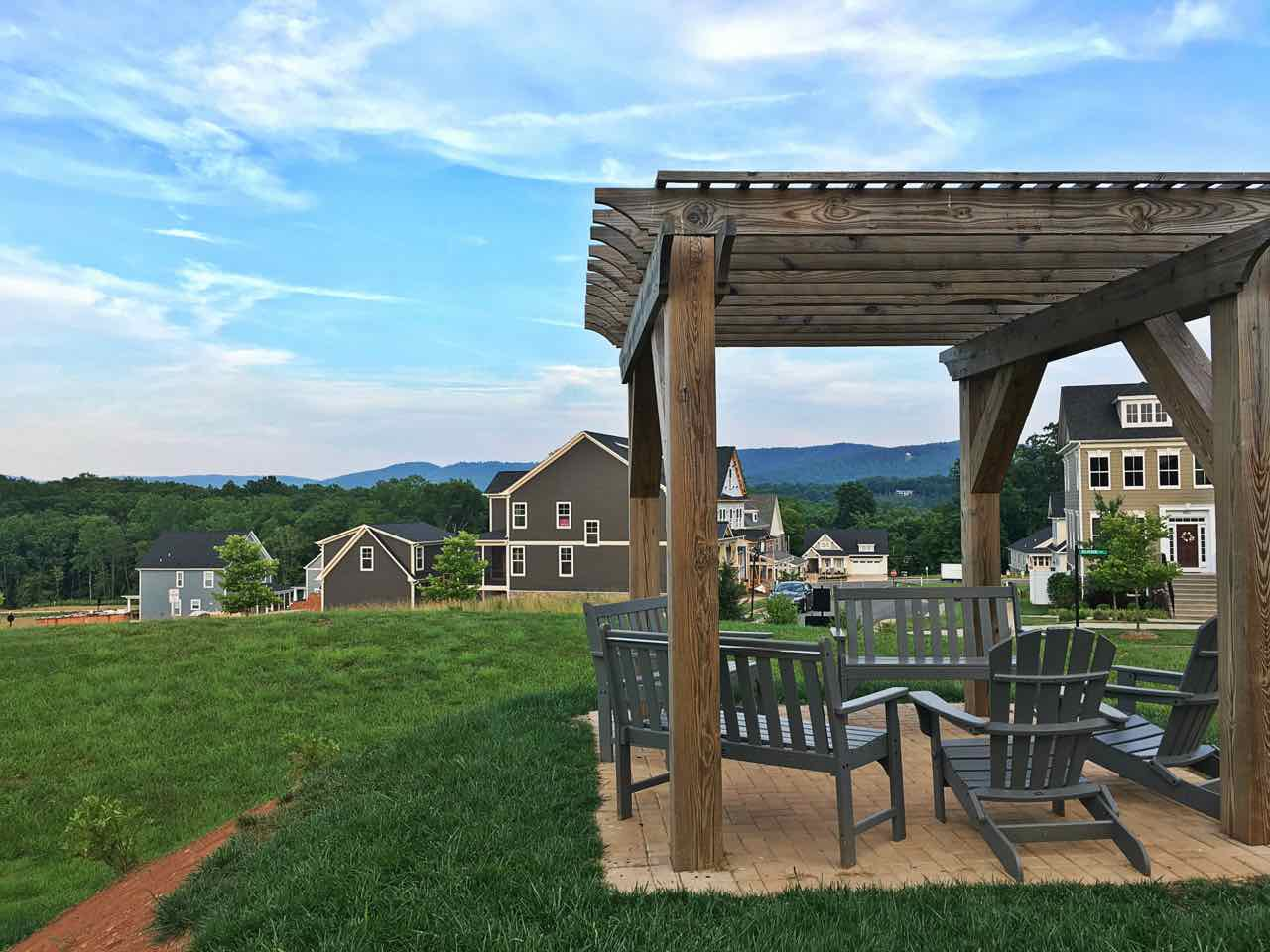 Mountain Views Mill Creek Charlottesville