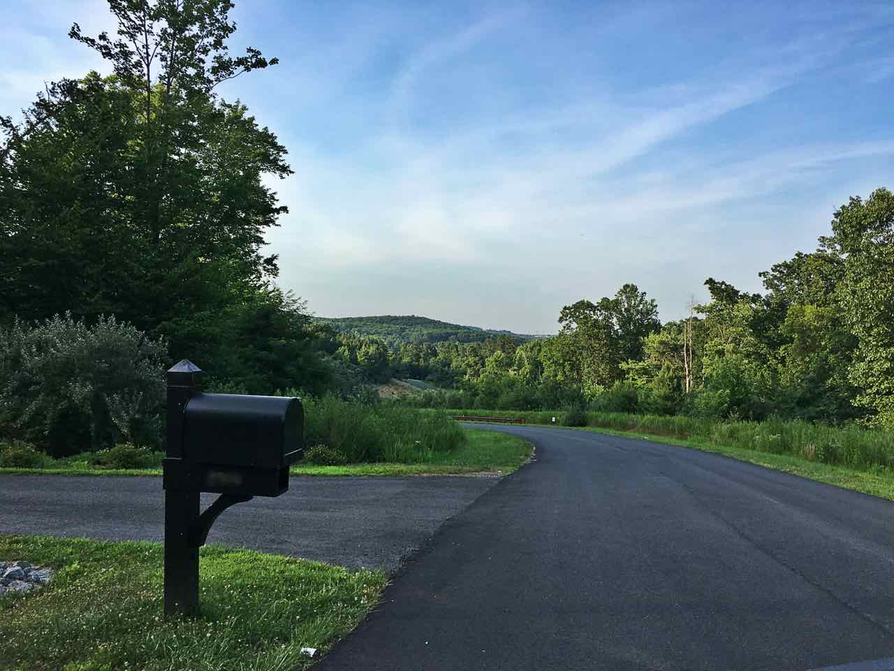 Beautiful lot with mountain view in mountain valley farm charlottesville, va