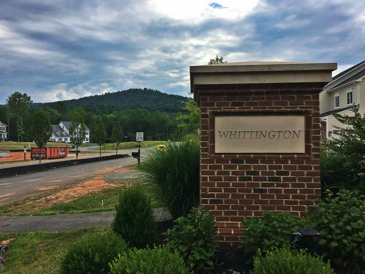 Whittington New Homes and Construction Charlottesville