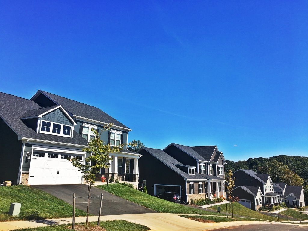 New Homes Chesterfield Landing Crozet