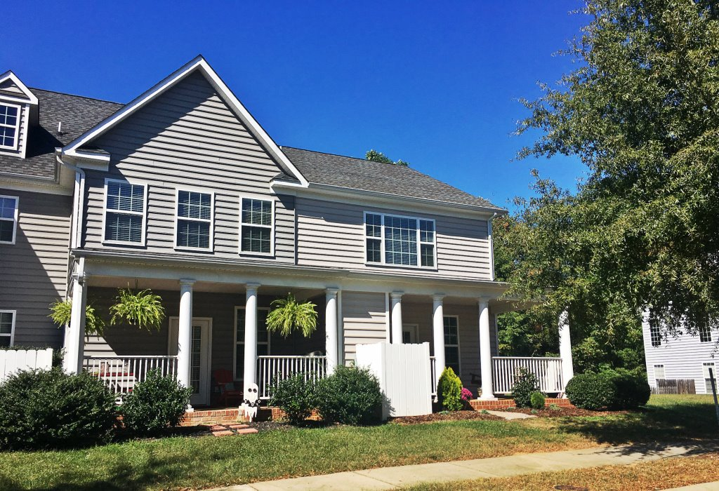 Townhome in Bargamin Park Crozet
