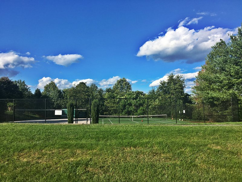 Western Ridge Tennis Courts
