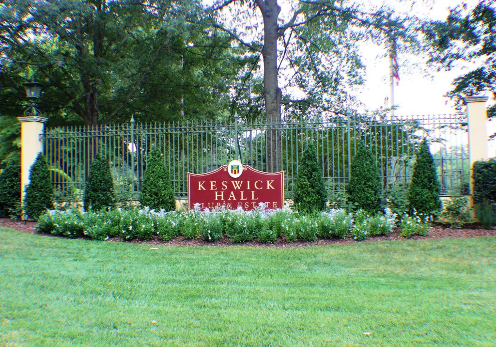 Keswick Estate Neighborhood