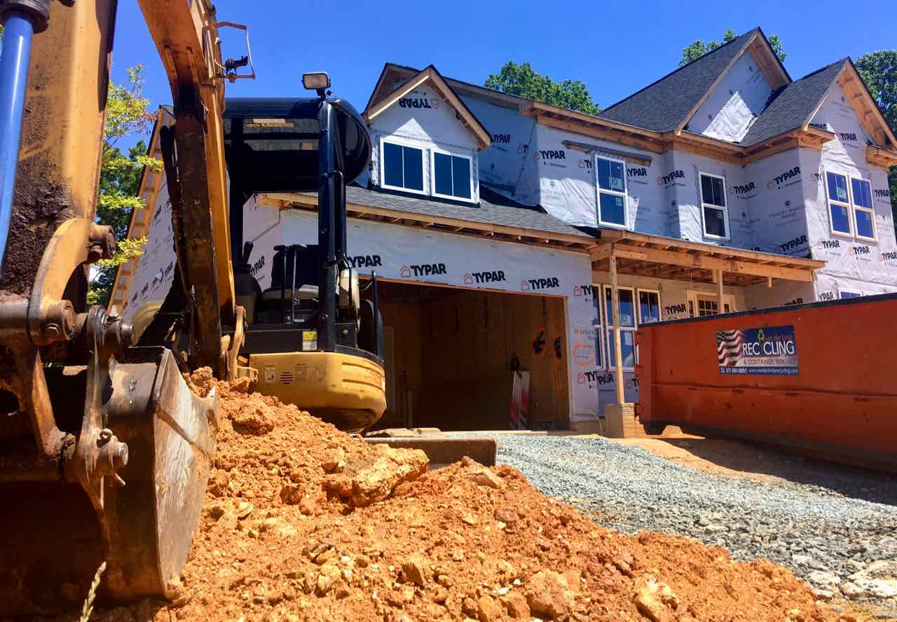 Charlottesville New Construction Home
