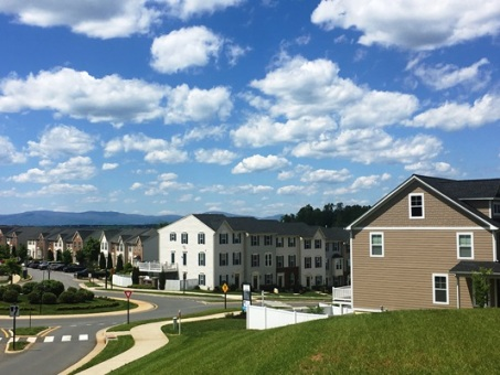 Homes at Pavillions at Pantops Charlottesville VA